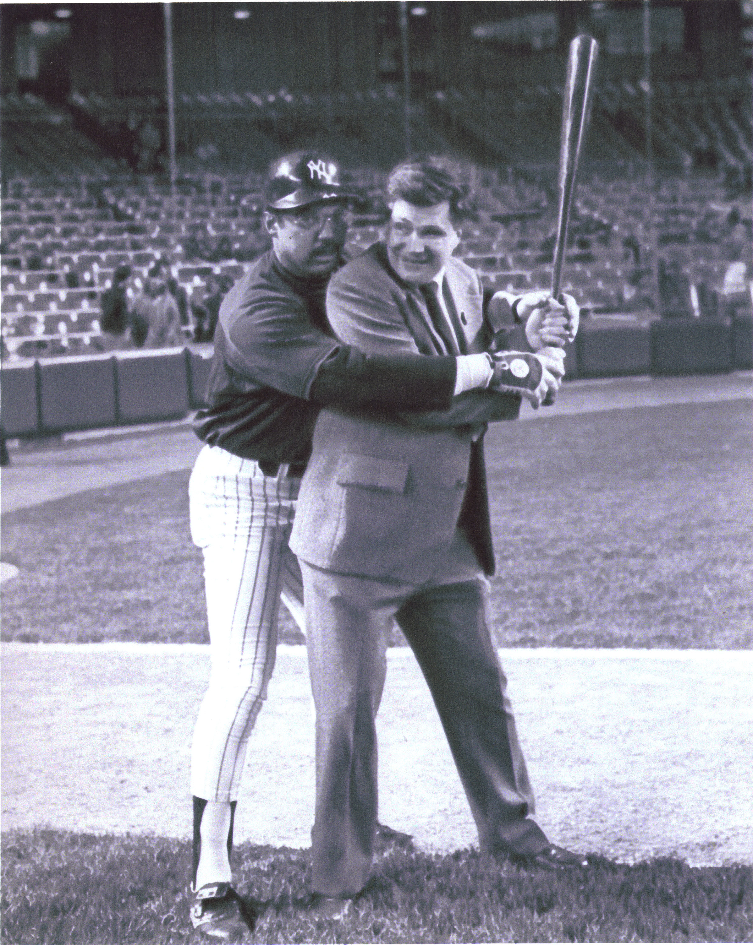 Ed and Reggie at Bat.jpg
