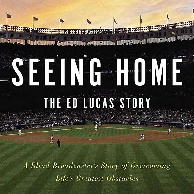 Seeing Home: The Ed Lucas Story is the incredible true story of a beloved Emmy-winning blind broadcast journalist who refused to let his disability prevent him from overcoming many challenging obstacles and achieving his dreams.  In 1951, when he was only twelve years old, Ed Lucas was hit between the eyes by a baseball during a sandlot game in Jersey City. He lost his sight forever. To cheer him up, his mother wrote letters to baseball superstars of the day, explaining her son's condition. Soon Ed was invited into their clubhouses and dugouts, as the players and coaches personally made him feel at home.  Ed may have lost his sight, but he never lost his faith, which got him through many pitfalls and dark days.  This book is truly a magical read and universally uplifting and inspirational story  for everyone, whether or not you happen to be a sports fan. Over his long and amazing life, Ed has collected hundreds of anecdotes from his personal relationships and encounters with everyone, from kings and presidents to movie stars and sports Hall-of-Famers, many of which he shares in this memoir, using his trademark humorous and engaging style. #edlucasfoundation #seeinghome #blind  #visualimpairment #disabilityawareness #inspiration #hope #baseball #dreams #peoplewithdisabilities #accessibility #charitable #faith