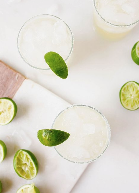 margaritas, pretty cocktails