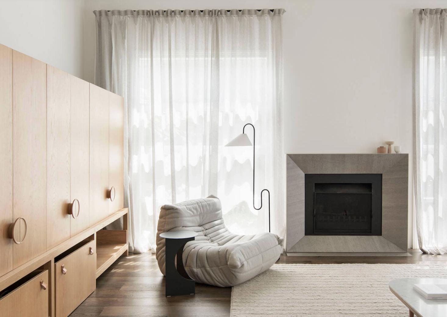 minimal organic interiors, the modhemian blog