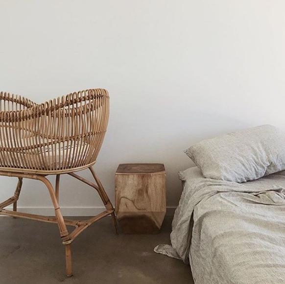 neutral organic interiors, worn store