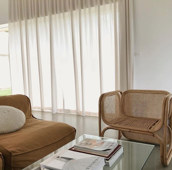 organic neutral interiors, worn store