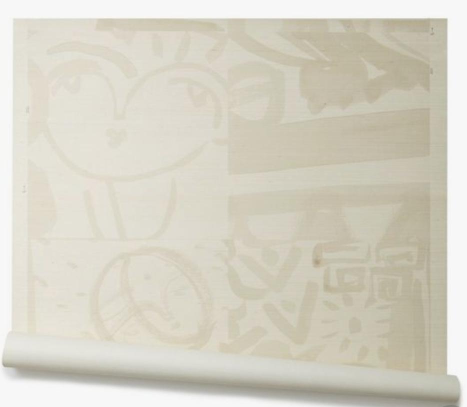 modern wallpaper, sally king benedict