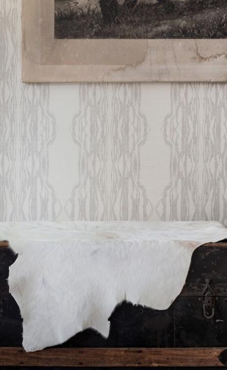 modern wallpaper, fayce textiles