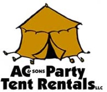 AC and Sons Party Tent Rentals LLC Logo