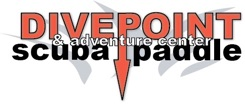 Divepoint Scuba Paddle and Adventure Center Logo