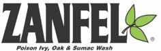 Zanfel Poison Ivy, Oak and Sumac Wash Logo