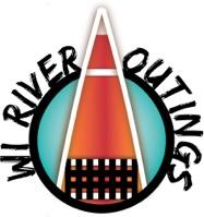 WI River Outings Logo