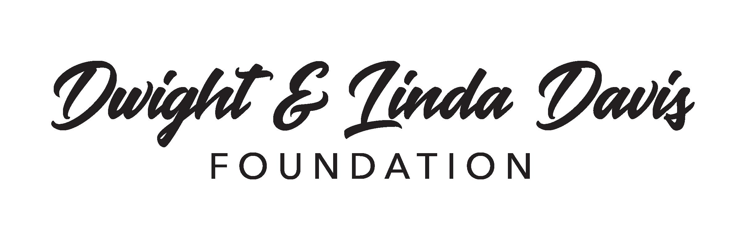 Dwight & Linda Davis Foundation Logo
