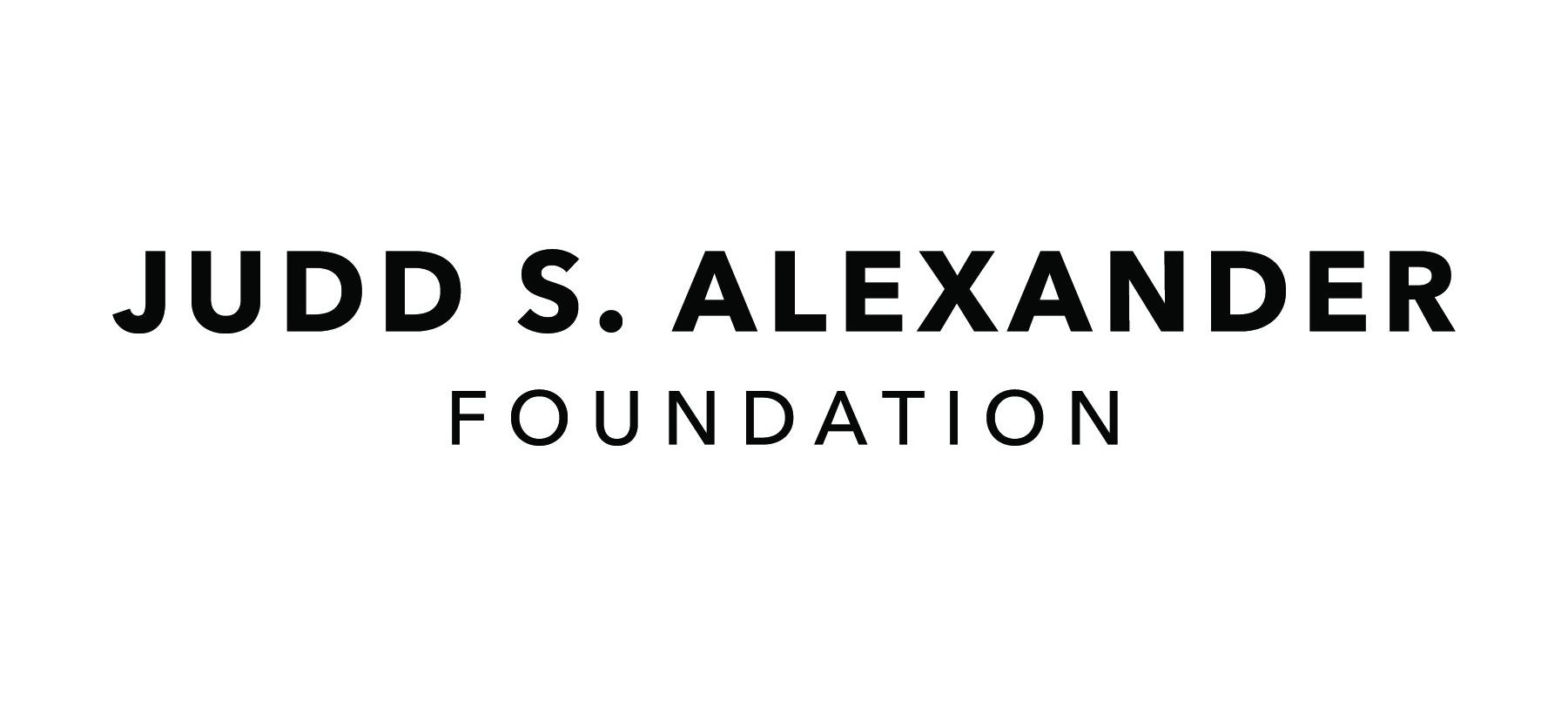 Judd S. Alexander Foundation Logo