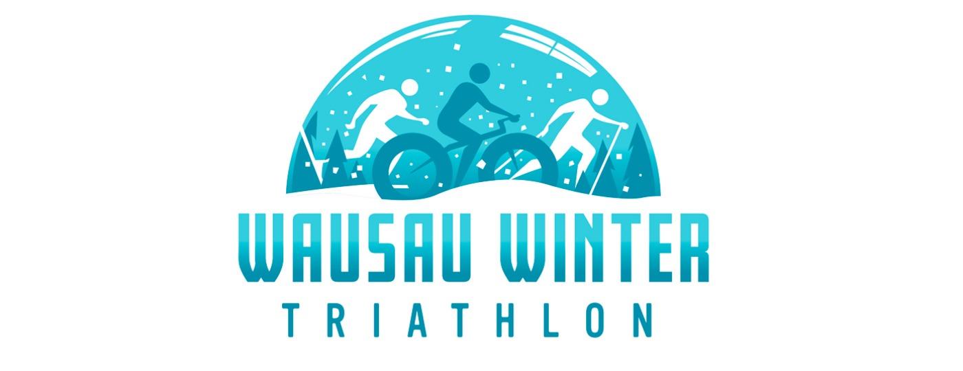 Wausau Winter Triathlon Logo