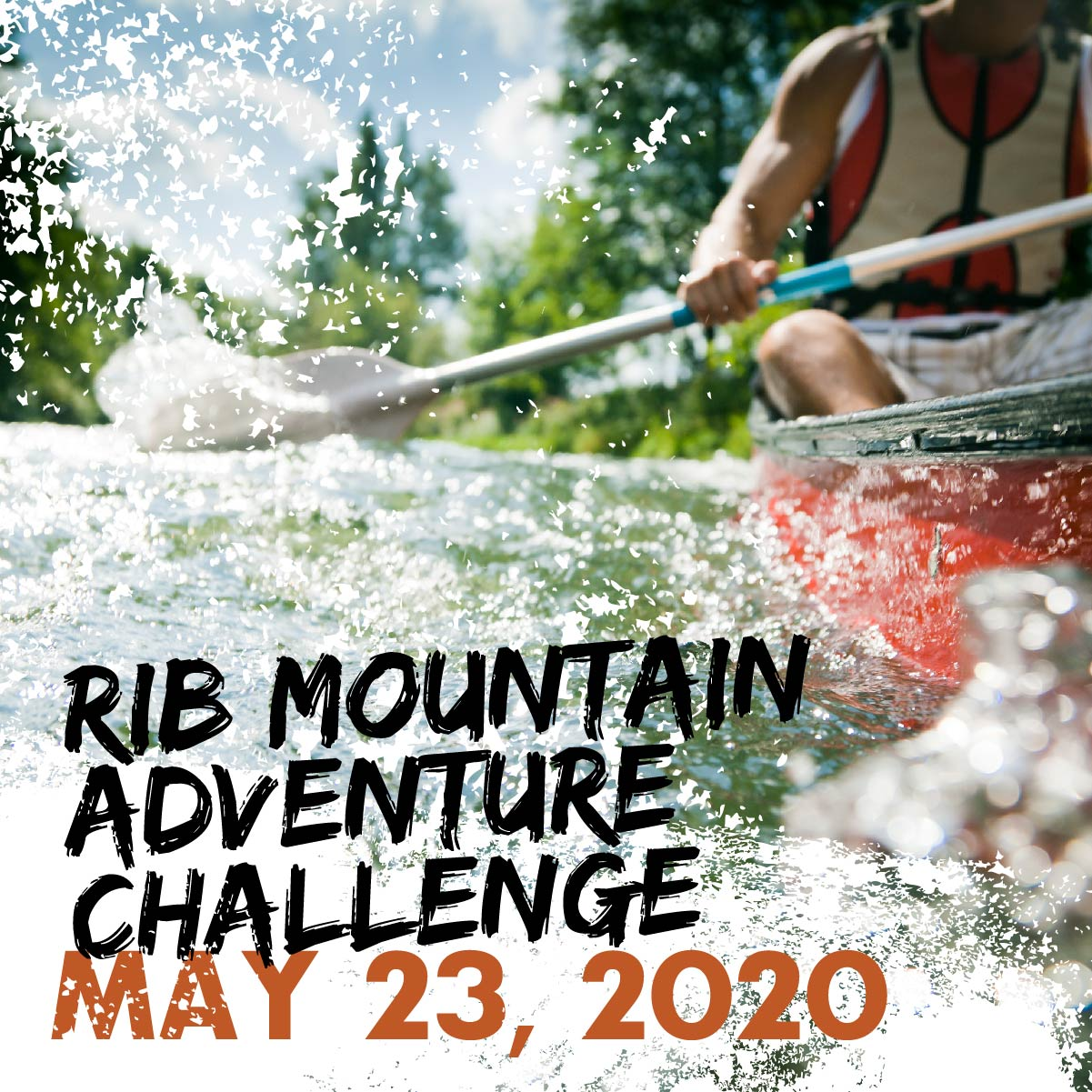 Rib Mountain Adventure Challenge: May 25, 2019