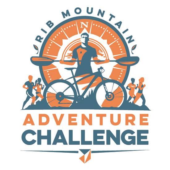 Rib Mountain Adventure Challenge Logo