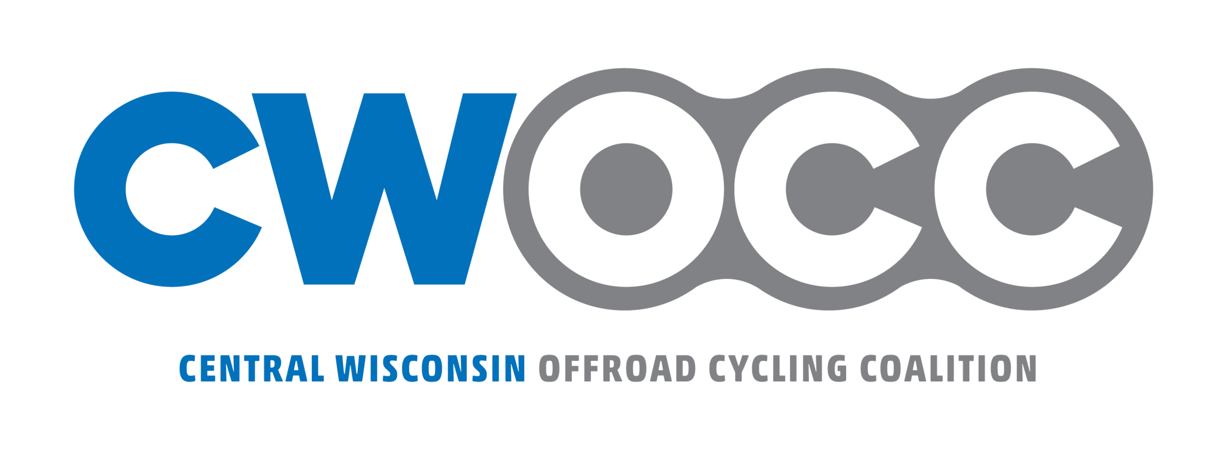 Central Wisconsin Offroad Cycling Coalition (CWOCC) Logo