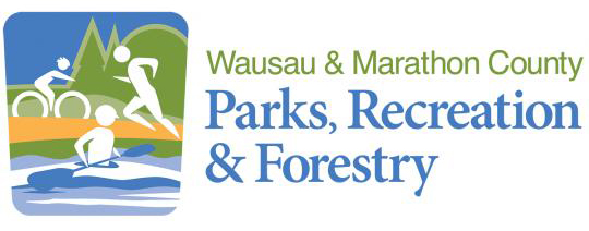 Wausau & Marathon County Parks, Recreation, & Forestry Department Logo