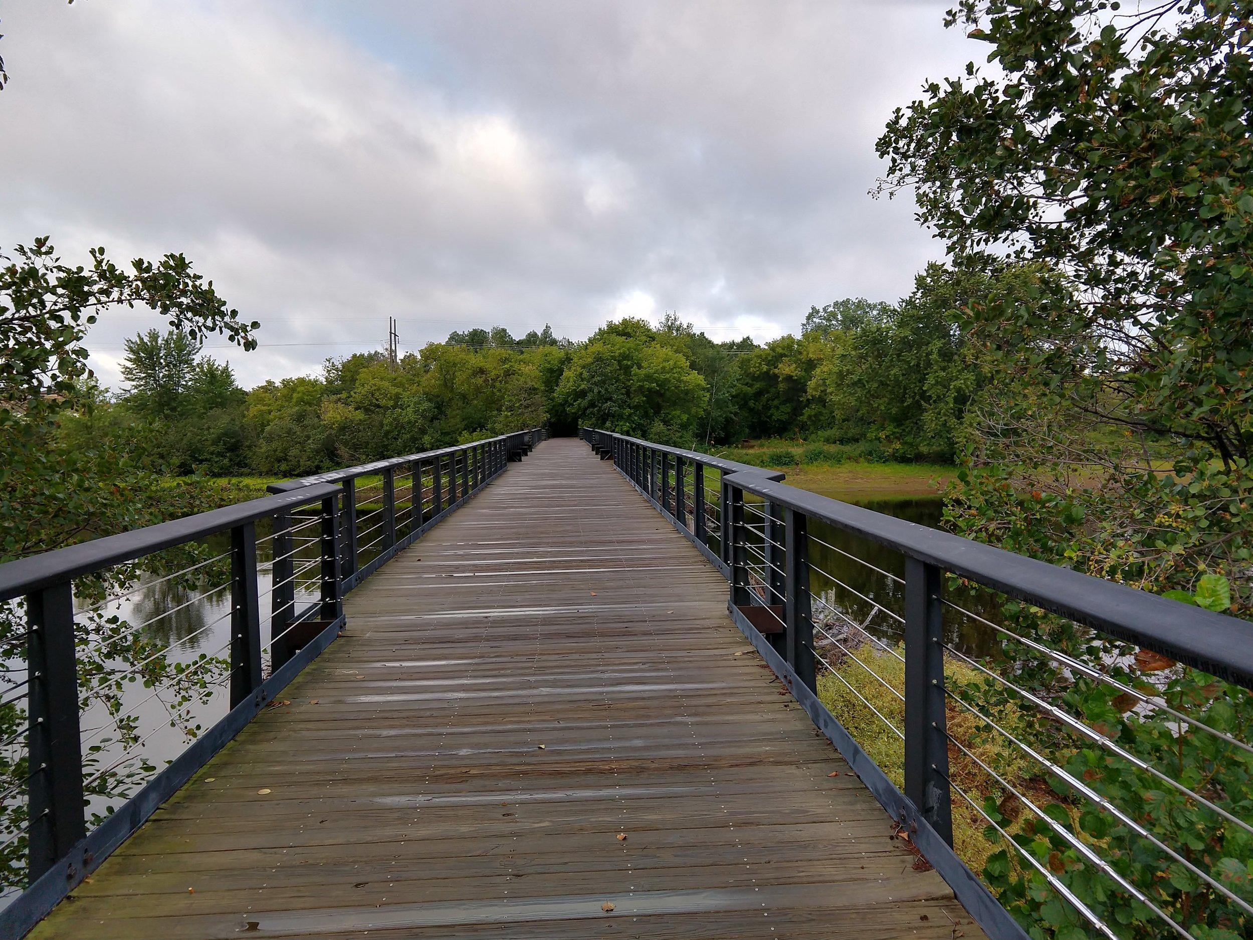 Crossing into Barker-Stewart Island