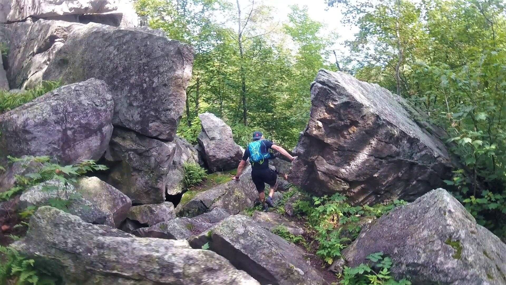 Rib Mountain State Park offers challenging terrain that will allow racers to experience racing differently than the road.