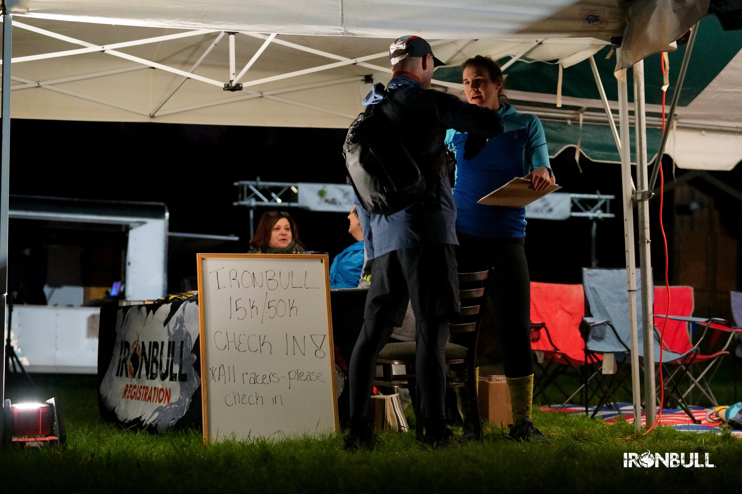 The event wouldn't be possible for all our supporters including volunteers - many who were up hours before sunrise!  Photo credit:    Gregory T Photography LLC