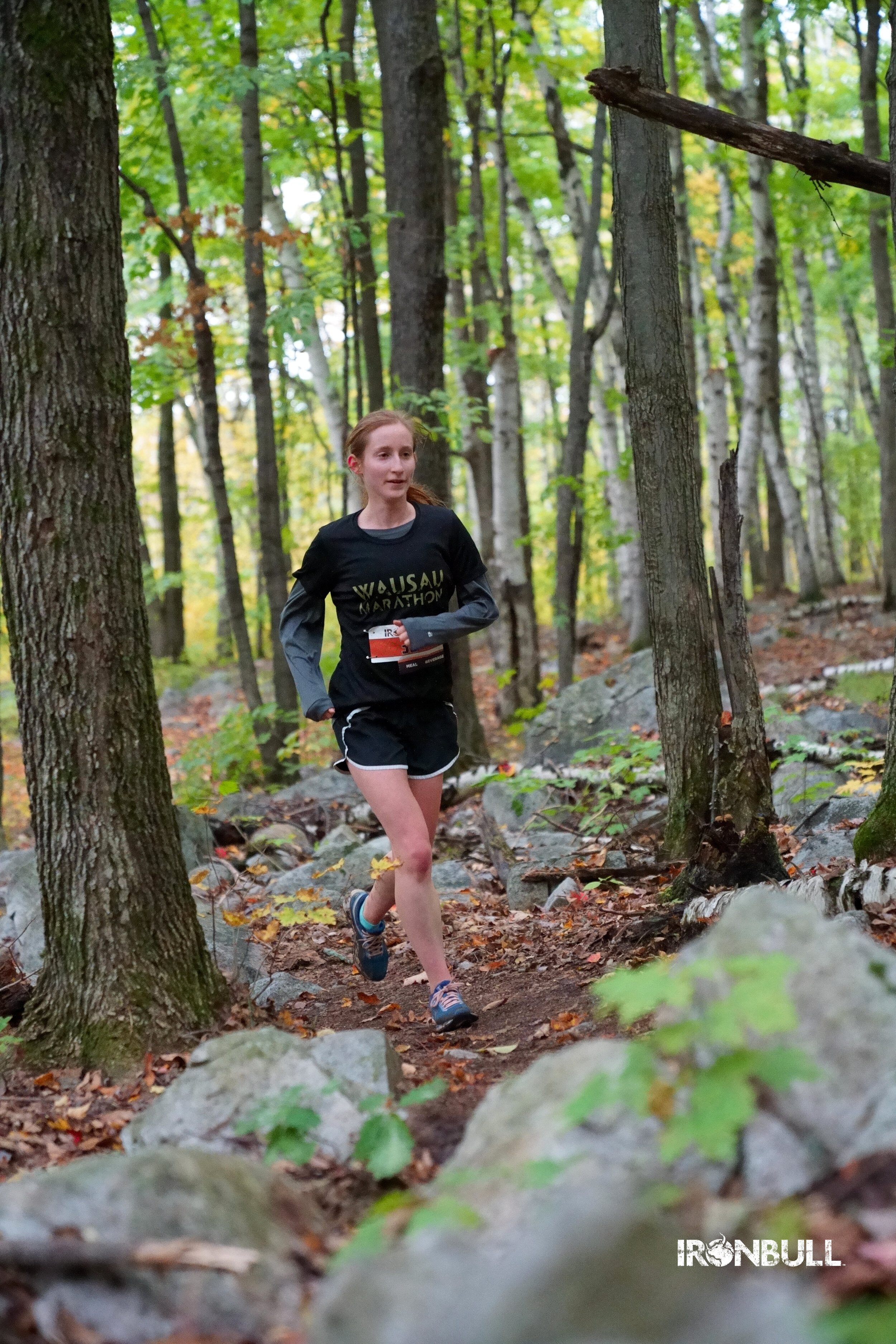 """The volunteers were friendly and helpful, and the course was impressively well marked. Overall, it was a wonderful event which I would recommend to anyone who is up for an adventure."" - Bailey Boudreau, women's 50k champion"