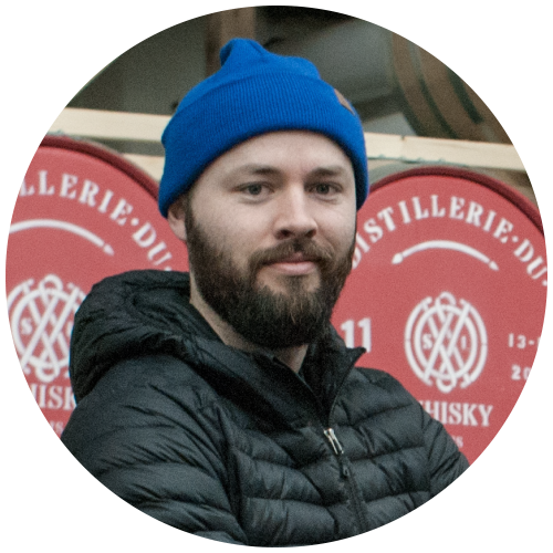 Joël Pelletier - Distillerie du St. Laurent