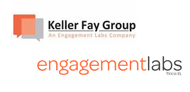 The acquisition by Engagement Labs of specialist market research company, Keller Fay in July 2015