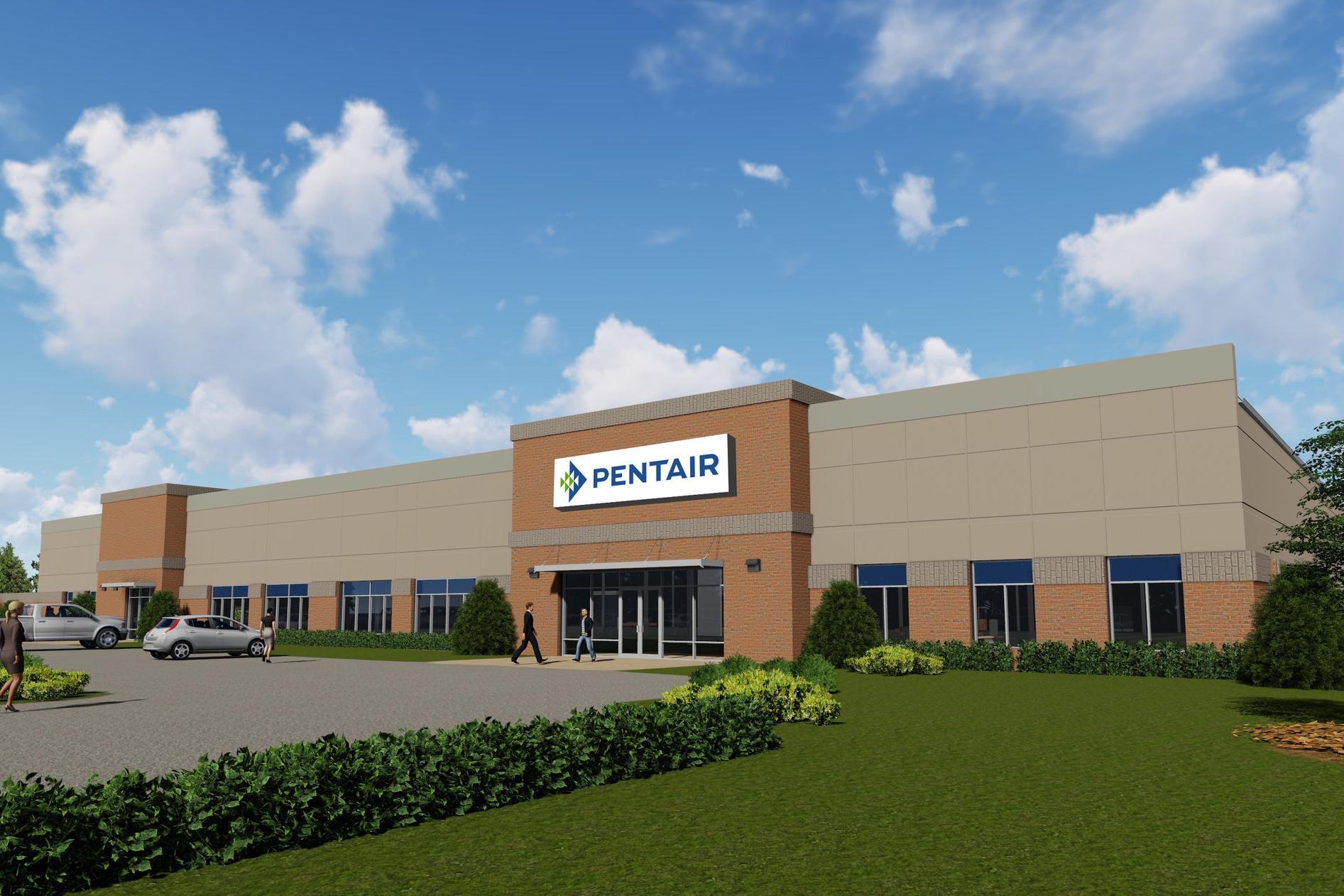 Pentair R&D Facility -