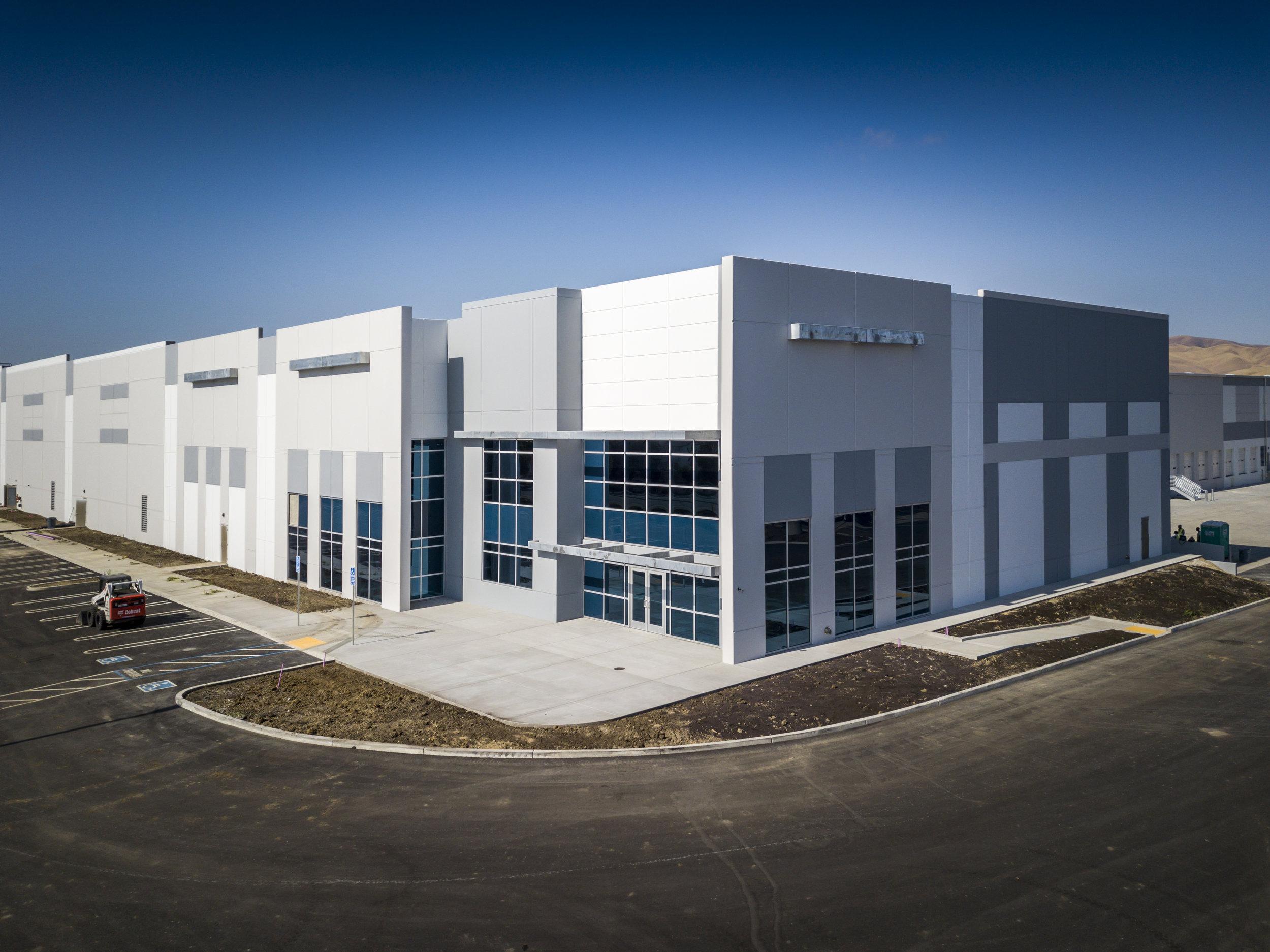 Pacific Distribution Center -