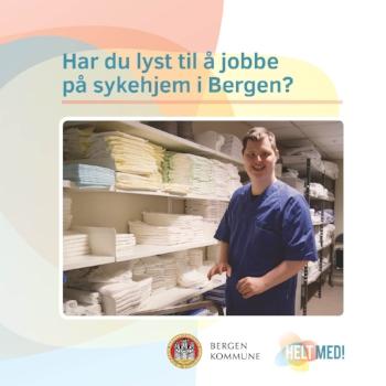 Sykehjem i Bergen kommune