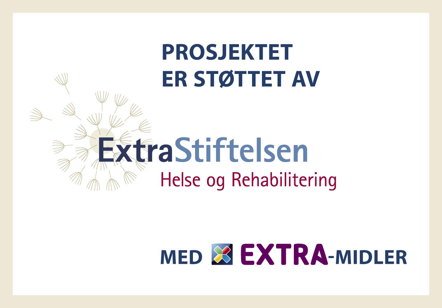 HELT MED-modellen - er utviklet med støtte fra ExtraStiftelsen, det er også jobbskapingen i Trøndelag.
