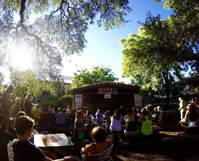 Sunday's Texas Radio Live at Guero's