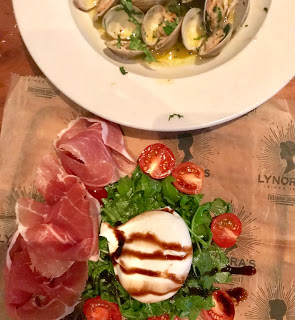 Lynora's   legit Italian fare. (and that's coming from an Italian.)