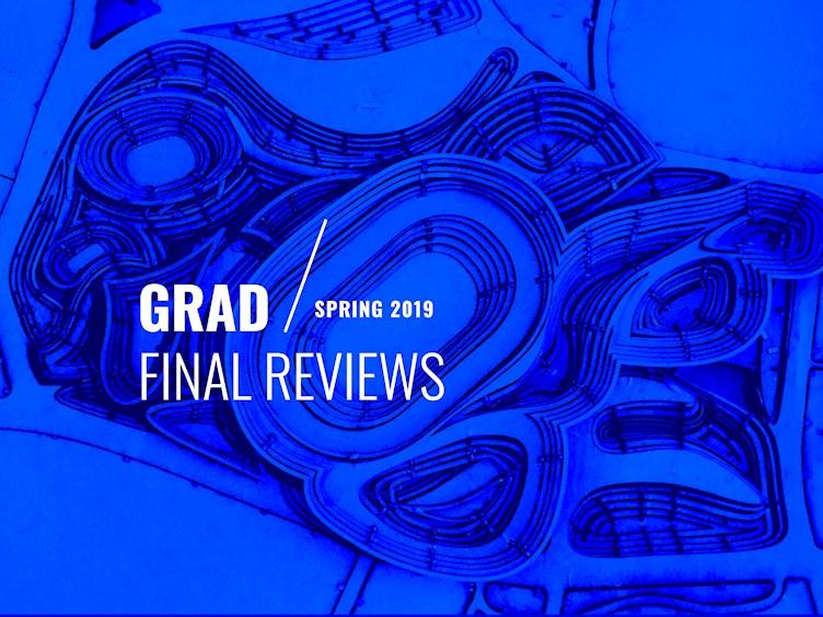 UVA's Grad Review Poster
