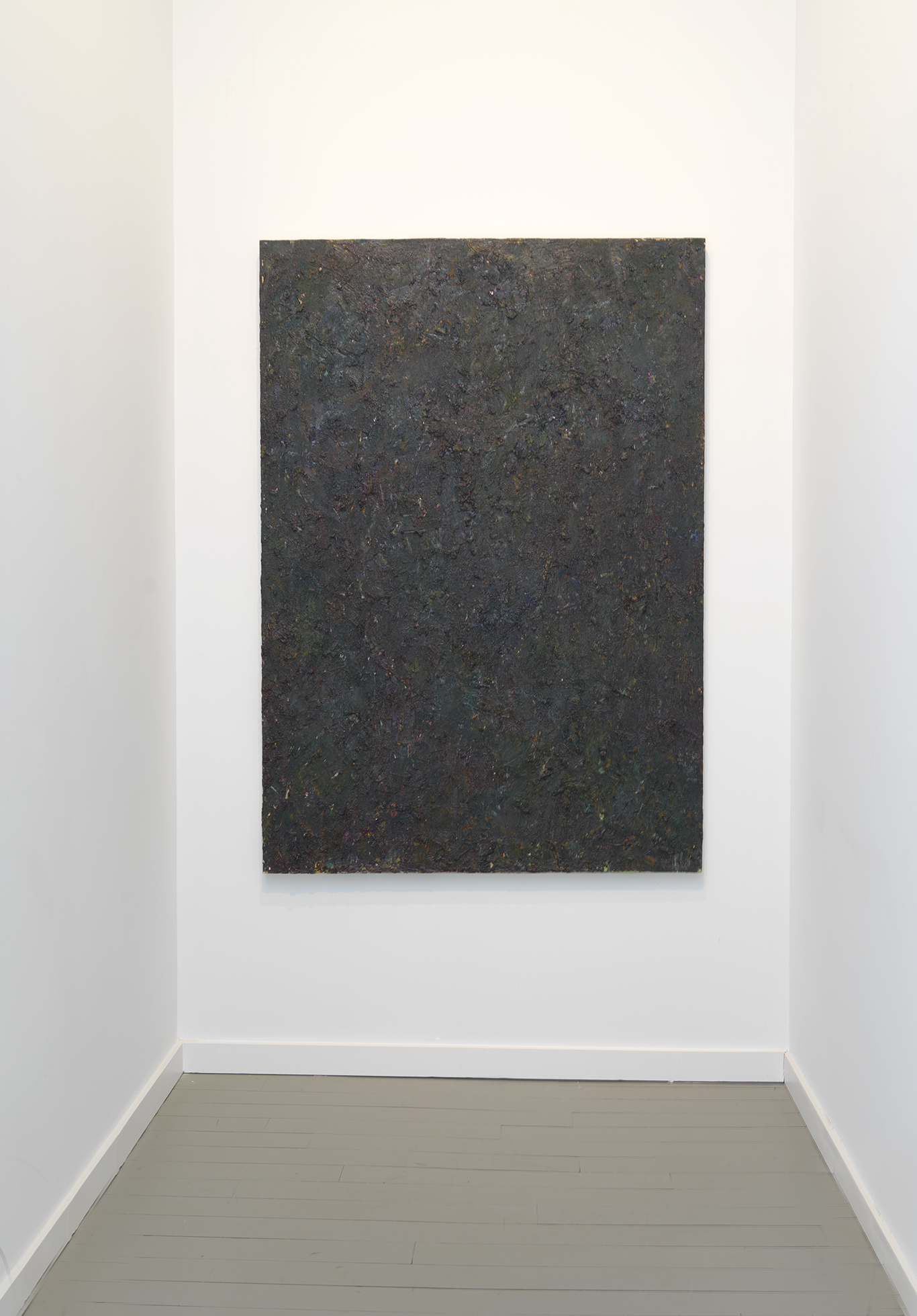 Untitled, 1987 Oil on canvas 72 x 50 inches