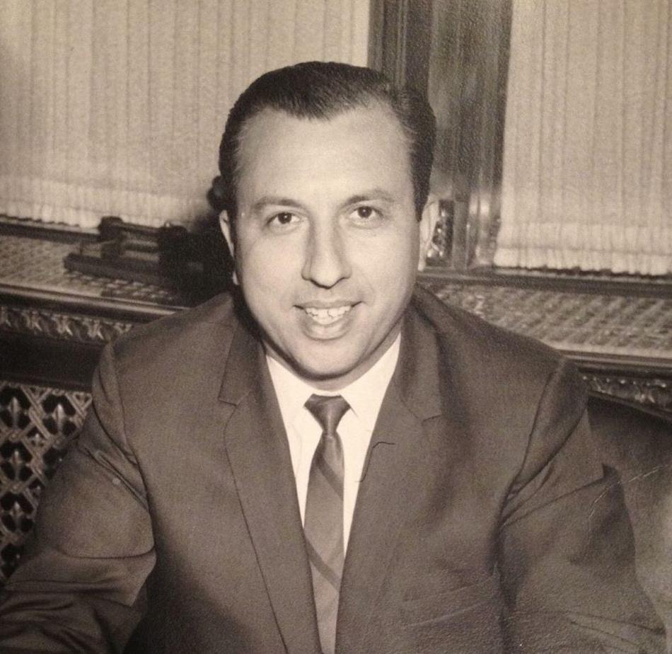 Vincenzo Conenna, circa 1968.