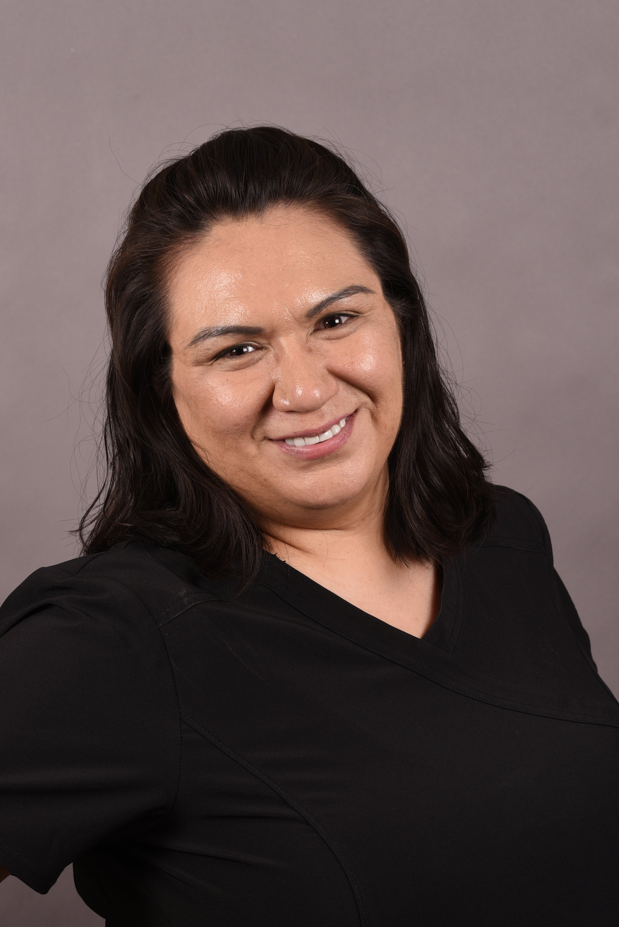 Marie - Patient CoordinatorBorn and raised in Fort Worth, Marie joined our practice in June 2019. She obtained her registered dental assisting certification from ATI and has over 15 years of experience in the dental field. While you may see welcome you when you walk in, don't be surprised if you see her assisting Dr. Gonzalez and Dr. Salazar in the back. She enjoys developing strong relationships with patients and referring doctors to better serve our practice.Marie has been married to her husband, Phillip, for 8 years and they have a beautiful daughter named Esther. Her hobbies include baking, Netflix and spending time with her family.