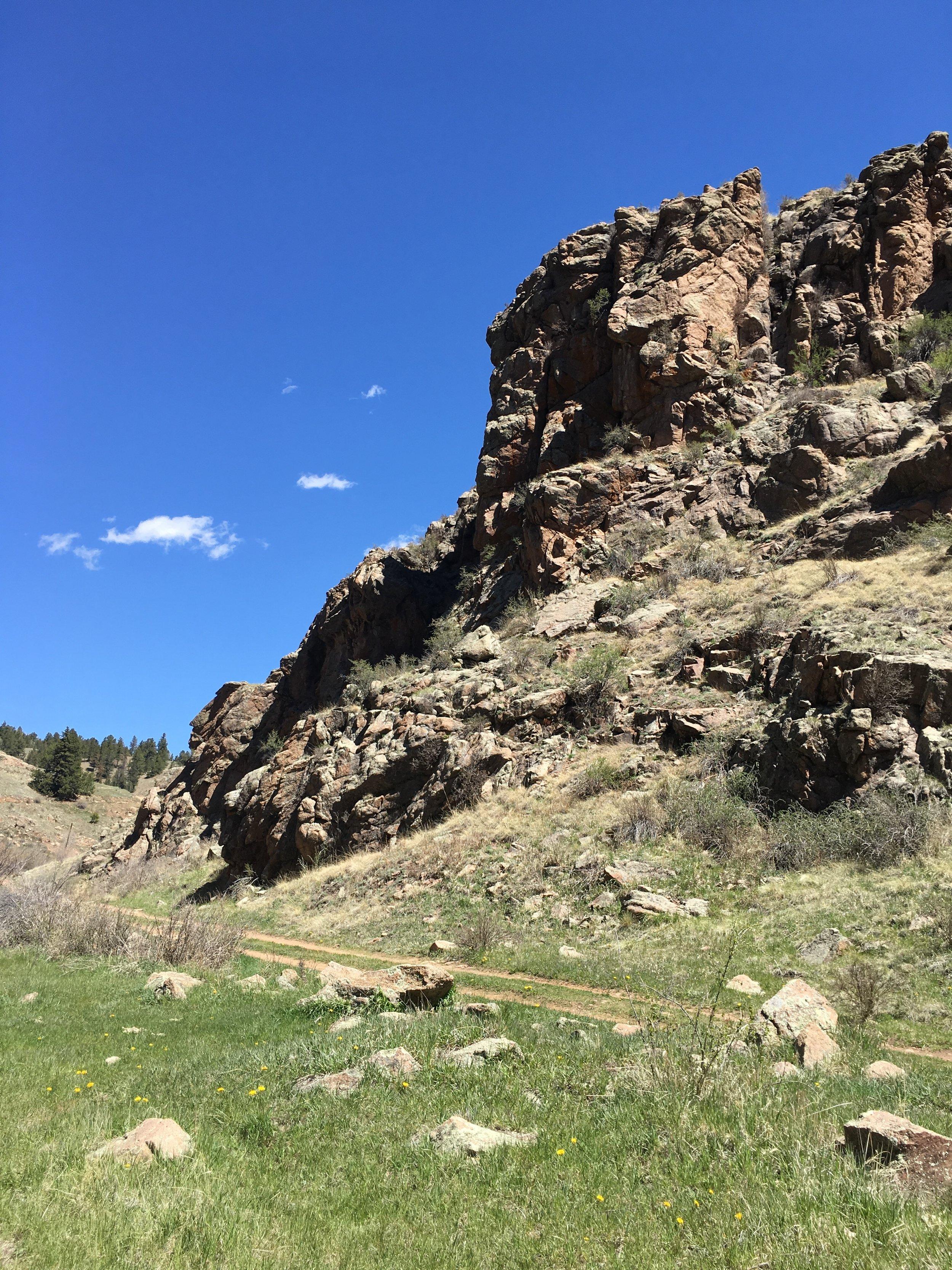 Sample Rock Formation!