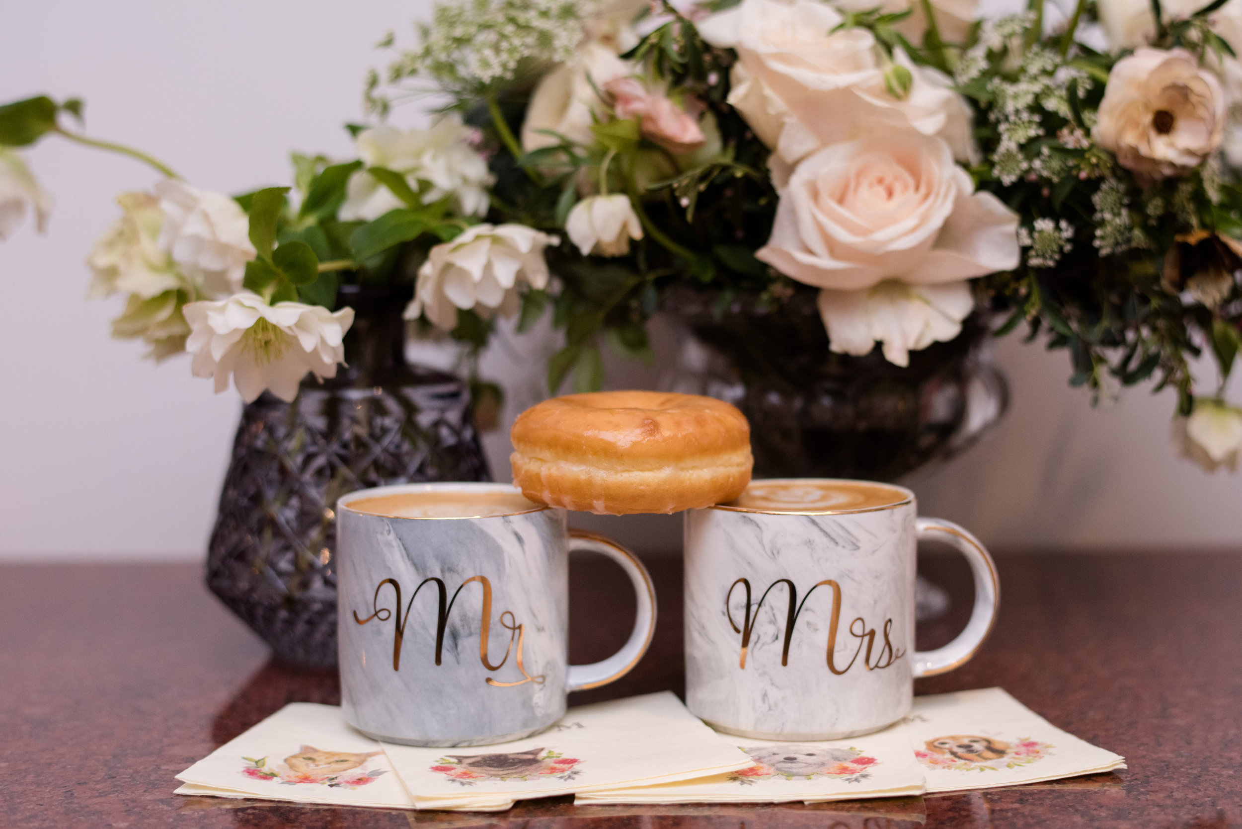 angelica rose events las vegas wedding planner donuts and coffee.jpg