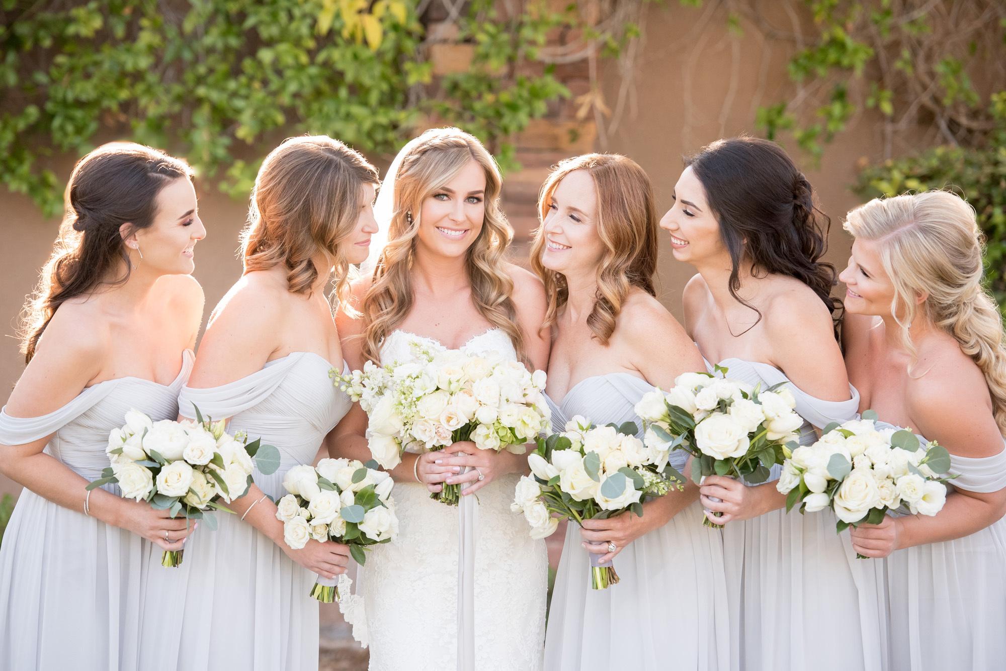 las vegas wedding planner angelica rose events bride and bridesmaids.jpg