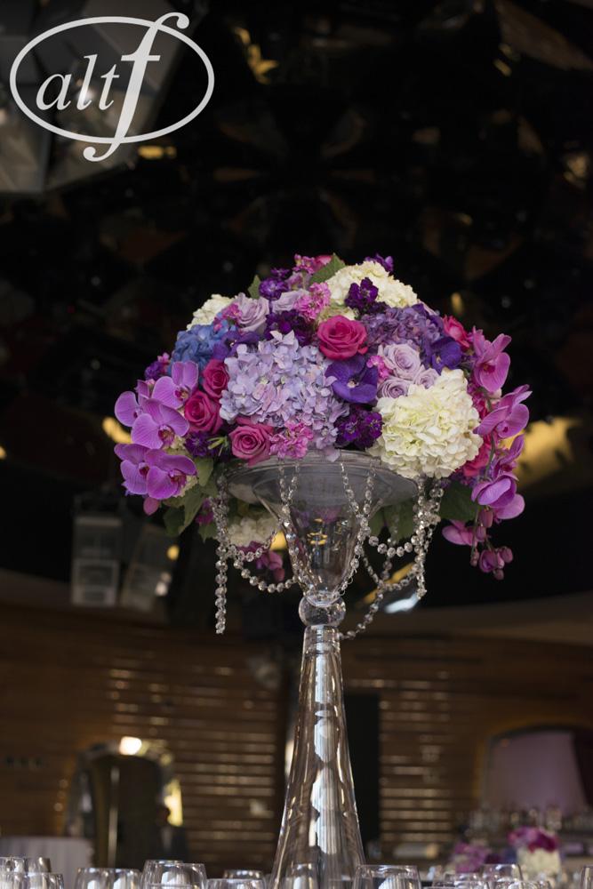hydrangea-pink-purple-flowers