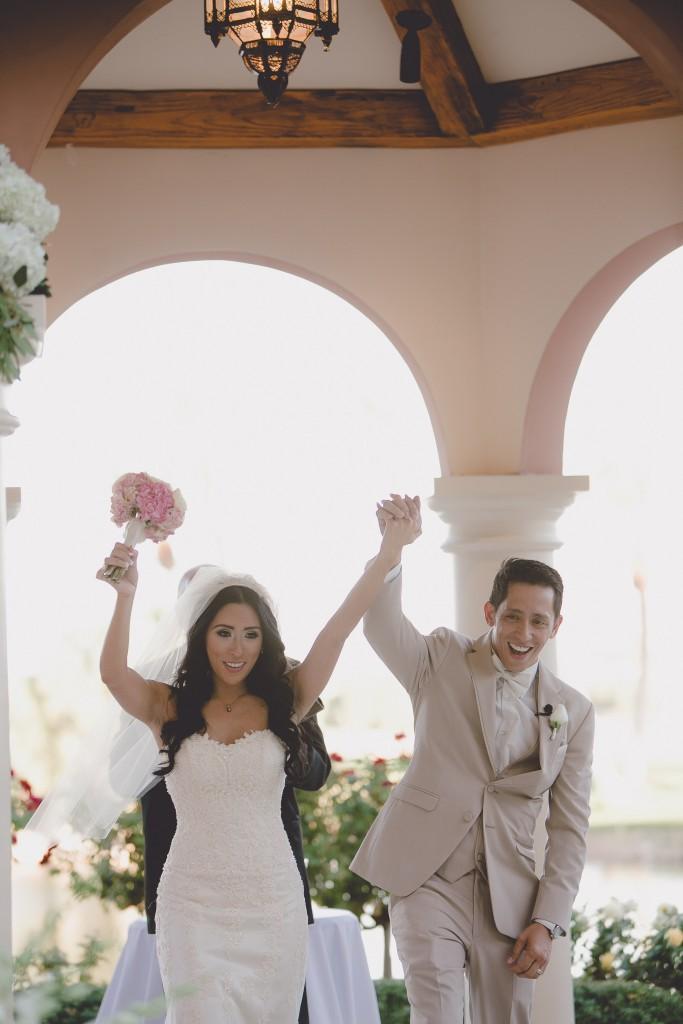 wedding-recessional-lake-las-vegas