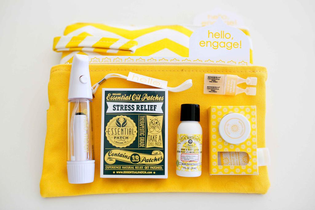 engage-yellow-swag-bag-hello-bag