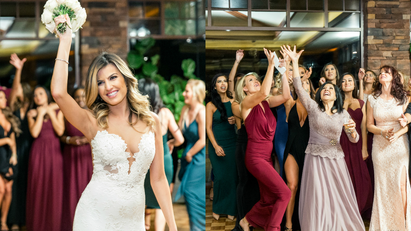 red rock country club weddings
