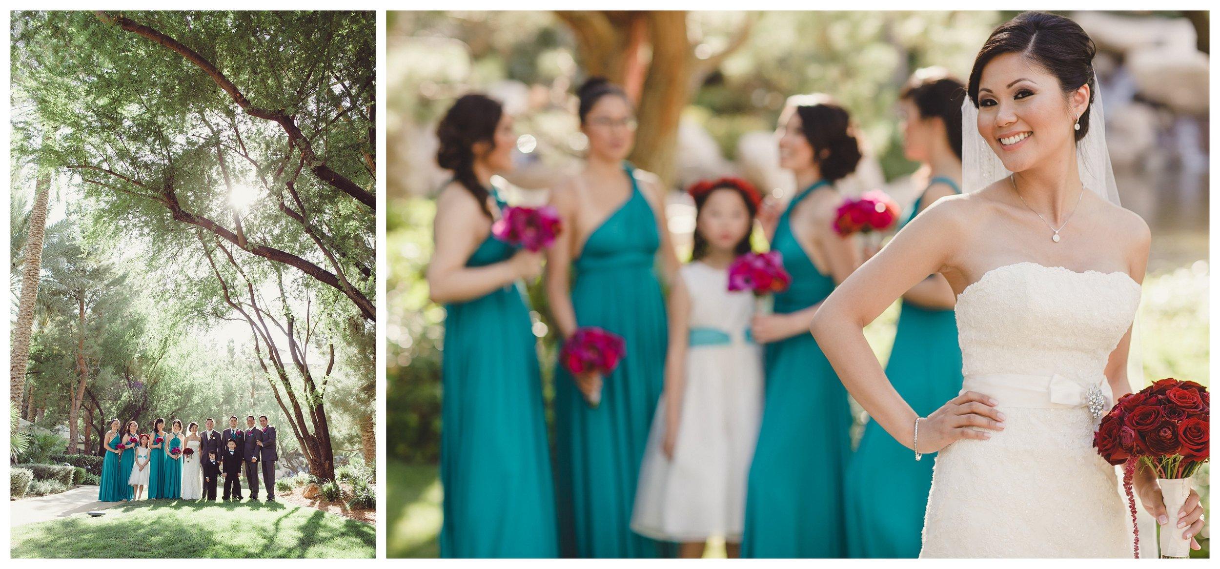 bridal-party-portraits-las-vegas