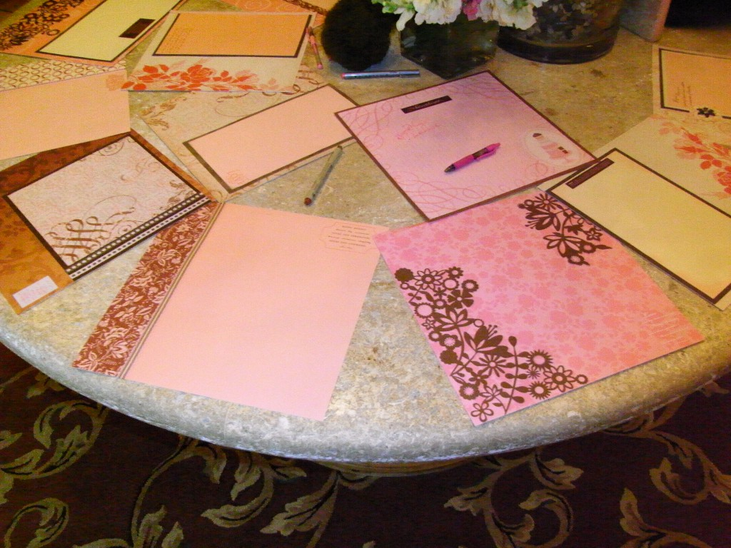 customized wedding guest books