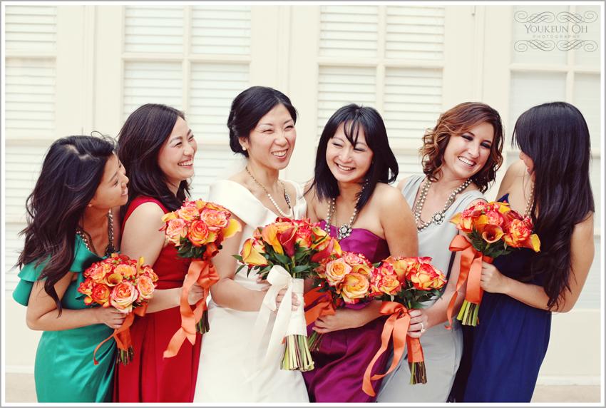 colorful-bridesmaid-dresses