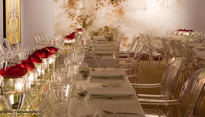 ghost chair wedding
