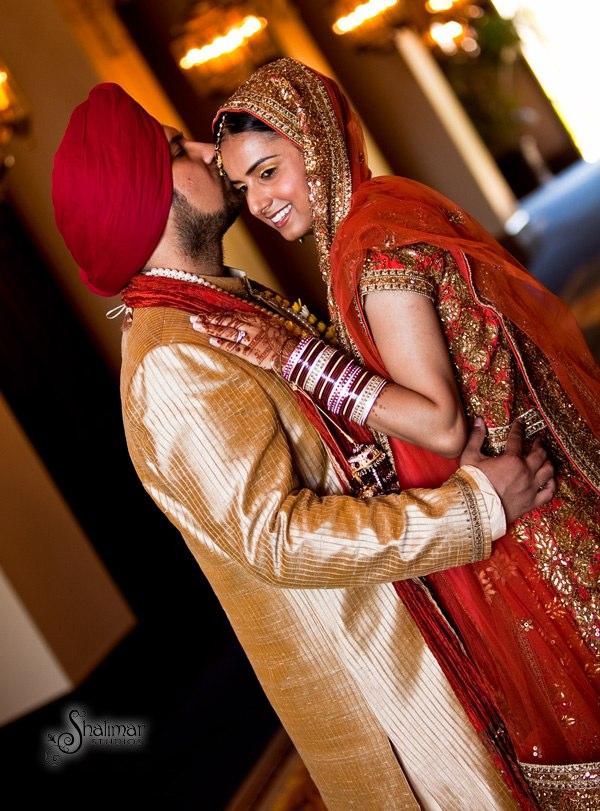 indian american wedding