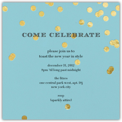 kate spade for paperless post come celebrate