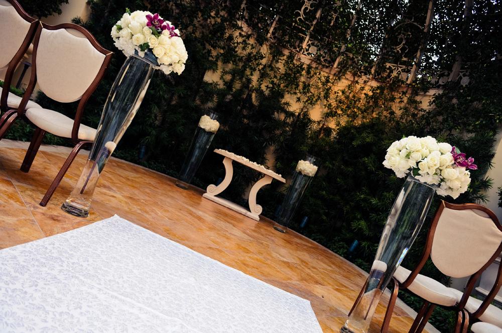 wynn wedding salons flowers