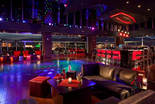 one six sky lounge dance floor